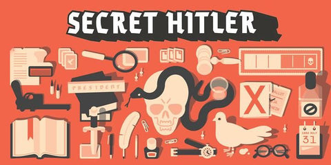 Bezier - Secret Hitler