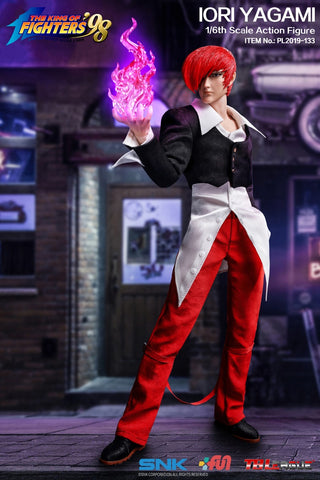 TBLeague - King of Fighters - Iori Yagami