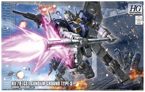 High Grade Gundam Thunderbolt 1/144 - RX-79[GS] Gundam Ground Type-S