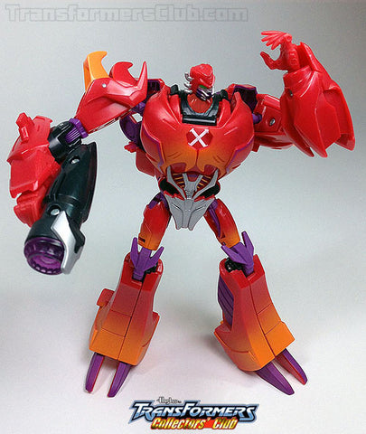 TFCC Subscription Figure 2.0 - Rampage