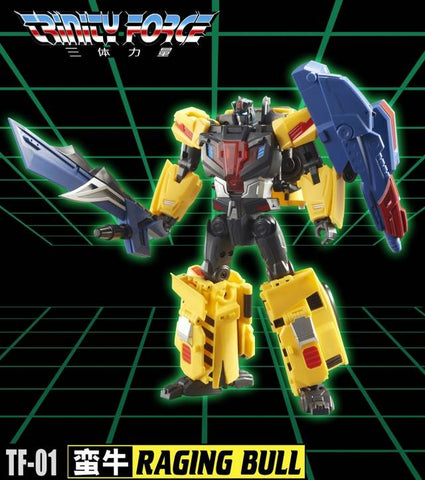 TFC - Trinity Force - TF-01 Raging Bull