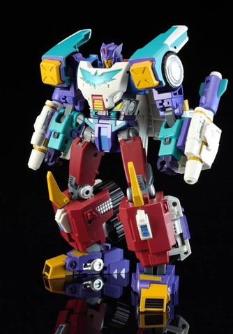 Mastermind Creations - Reformatted R-33 Collisus