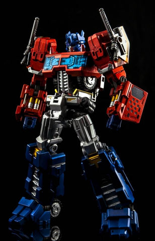 MakeToys - Cross Dimension - MTCD-01P Striker Manus (Premium)