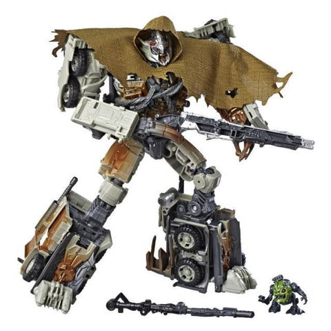 Transformers Generations Studio Series - Leader Megatron