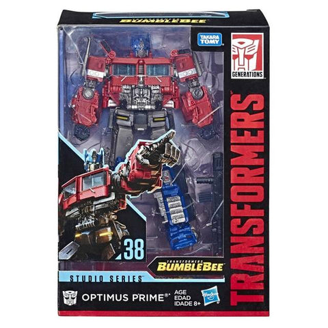 Transformers Generations Studio Series - Voyager Optimus Prime 38