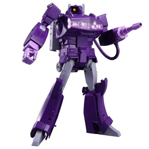 MP-29+ Masterpiece Shockwave Laserwave - Toy Color Version