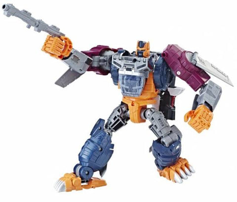 Transformers Generations Power of The Primes - Leader Optimal Optimus