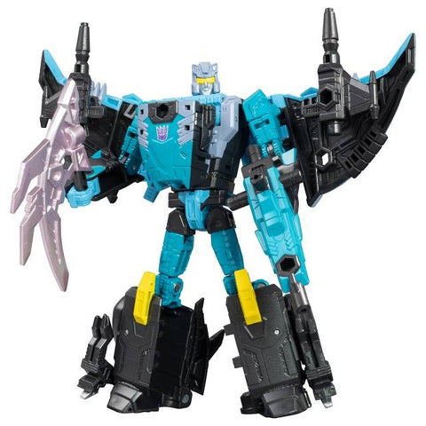 Takara Transformers Generations Selects - King Poseidon - Seawing/Kraken (Takara Tomy Mall Exclusive)