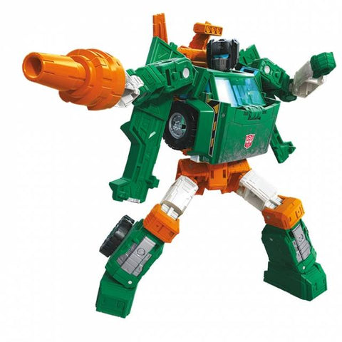 Transformers War for Cybertron - Earthrise - Deluxe Hoist