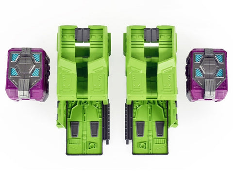 DNA Design - DK-23 WFC Titan Scorponok Accessory Upgrade Kit