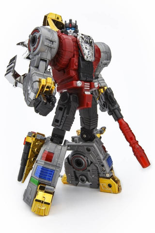 ToyWorld - TW-D04 Iron Dreg