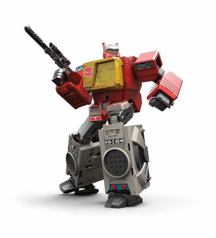Transformers Generations Titans Return - Leader Class Blaster