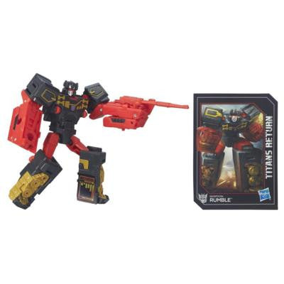 Transformers Generations Titans Return - Legends Class Rumble