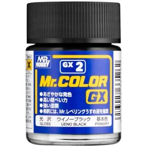 Mr Color - GX002 UENO Black