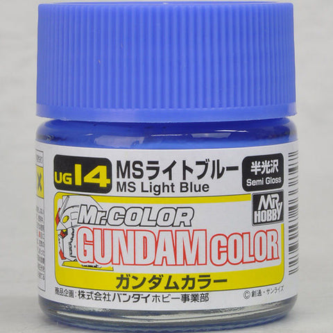 Mr Gundam Color Ug14 - MS Light Blue
