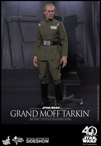 Hot Toys - Star Wars: A New Hope - Grand Moff Tarkin