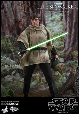 Hot Toys - Star Wars Episode VI: Return of the Jedi - Luke Skywalker Endor