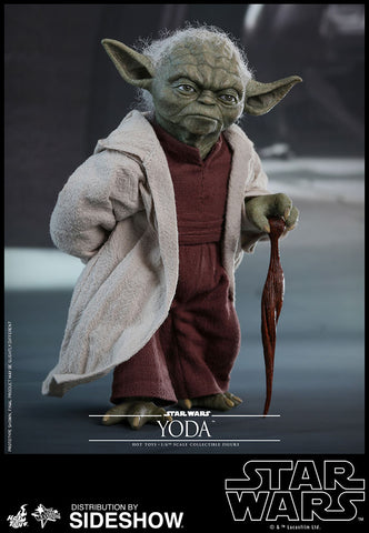 Hot Toys - Star Wars: Episode II - Attack of the Clones - Yoda