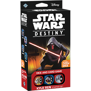 Fantasy Flight Games - Star Wars Destiny Kylo Starter Set