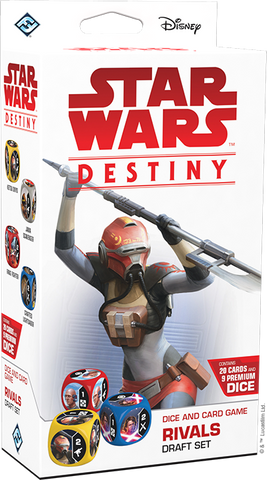 Fantasy Flight Games -Star Wars Destiny Rivals Draft Set