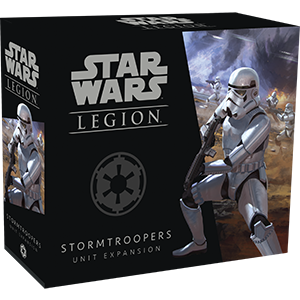 Fantasy Flight Games - Star Wars: Legion - Stormtroopers Unit Expansion
