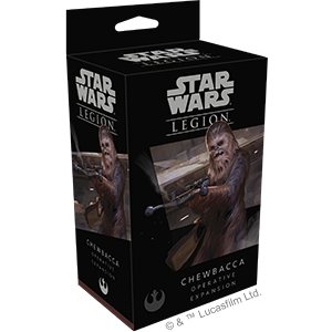 Fantasy Flight Games - Star Wars: Legion - Chewbacca Operative Expansion