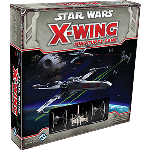 Fantasy Flight Games - Star Wars X-wing Core Set