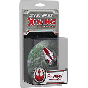 Fantasy Flight Games - X-Wing Miniatures Game A-Wing Expansion Pack