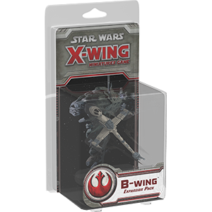 Fantasy Flight Games - X-Wing Miniatures Game B-Wing Expansion Pack