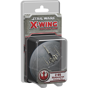 Fantasy Flight Games - X-Wing Miniatures Game - Z-95 Headhunter Expansion Pack