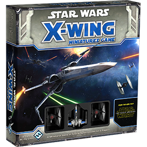 Fantasy Flight Games - X-Wing Miniatures Game Force Awakens Core Set
