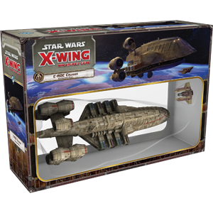 Fantasy Flight Games - X-Wing Miniatures Game C-Roc Cruiser Expansion Pack