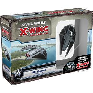 Fantasy Flight Games - X-Wing Miniatures Game TIE Reaper Expansion Pack (With 2.0 Components)