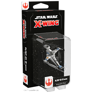 Fantasy Flight Games - X-Wing Miniatures Game 2.0 - A/SF-01 B-Wing Expansion Pack