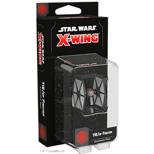 Fantasy Flight Games - X-Wing Miniatures Game 2.0 - TIE/SF Fighter Expansion Pack
