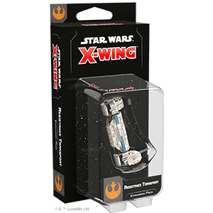 Fantasy Flight Games - X-Wing Miniatures Game 2.0 - Resistance Transport Expansion Pack