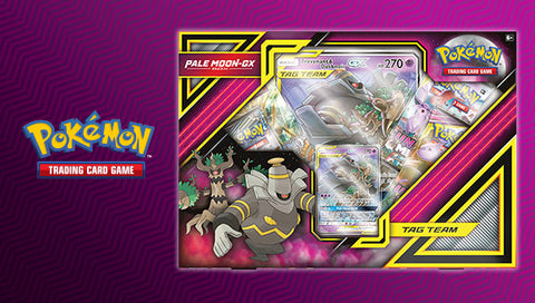 Pokemon TCG - Pale Moon-GX Box