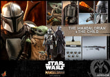 Hot Toys - Star Wars The Mandalorian - The Mandalorian and The Child Set (Deposit Required)