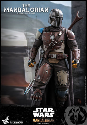 Hot Toys - Star Wars The Mandalorian - The Mandalorian