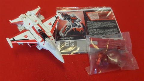 TFCC Subscription Figure 5.0 - Starscream