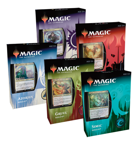 Magic The Gathering - Ravnica Allegiance Guild Kits