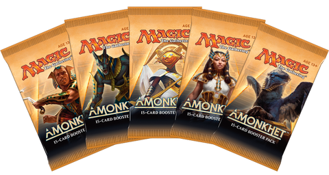 Magic The Gathering - Amonkhet Booster Pack