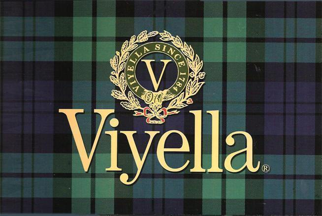 Welcome home to your Traditional Viyella Collection