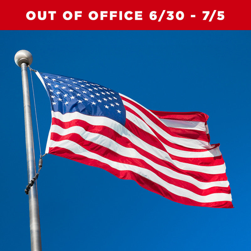 Out of office + 17.76% off sale!