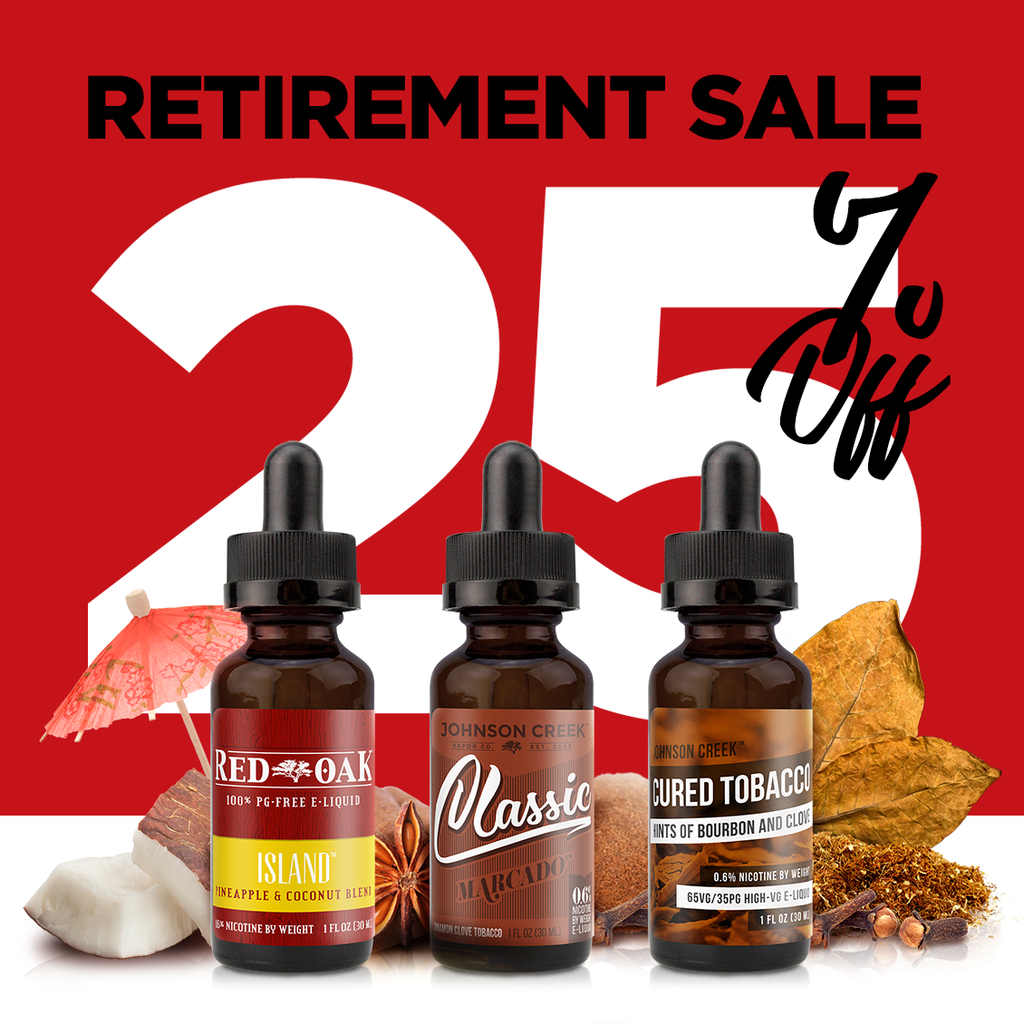 25% OFF - Farewell to these three flavors