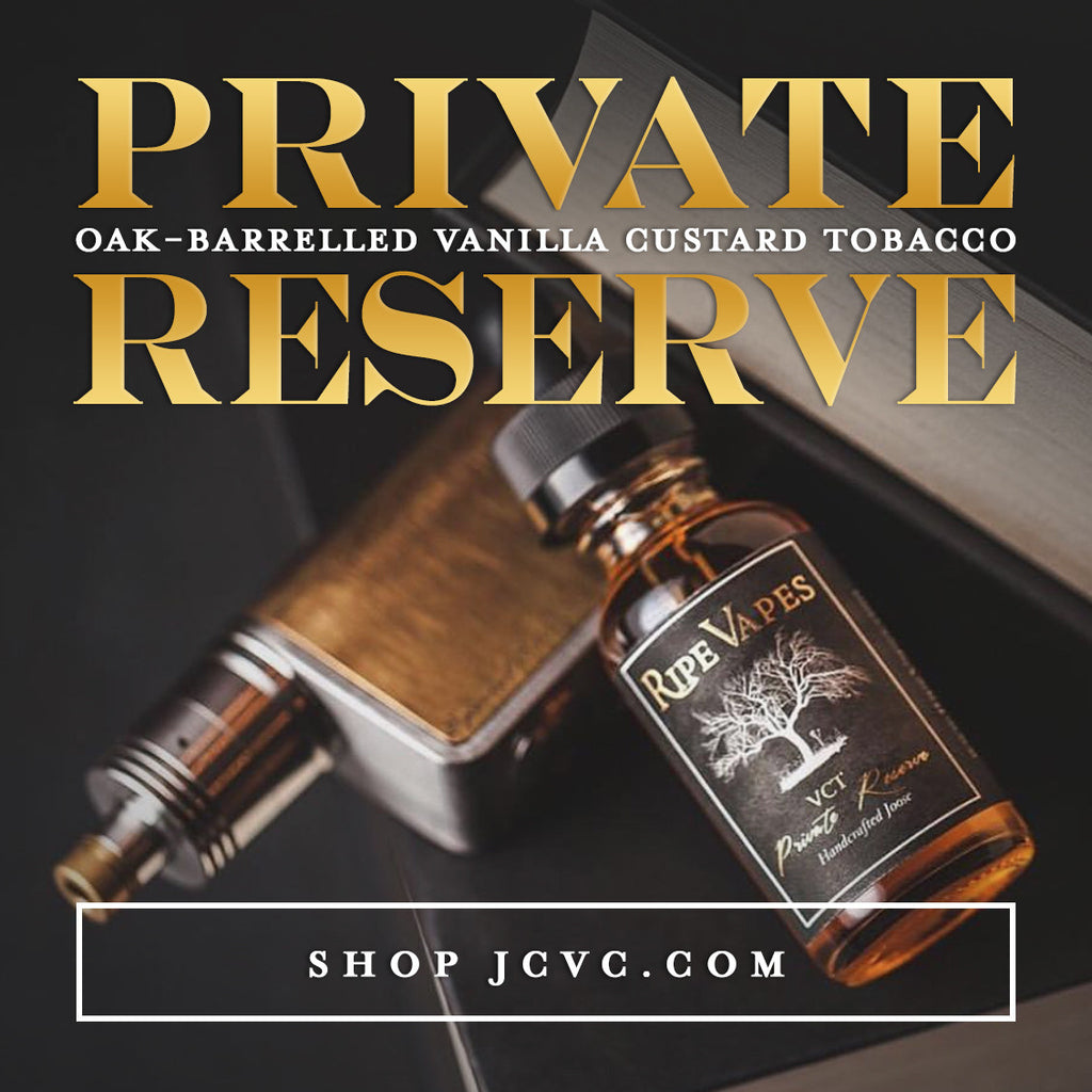 You are invited to partake in our Private Reserve