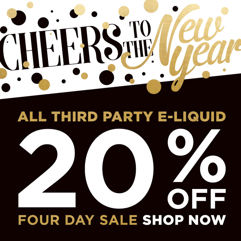 20% Off: Ring in the new year with huge savings!