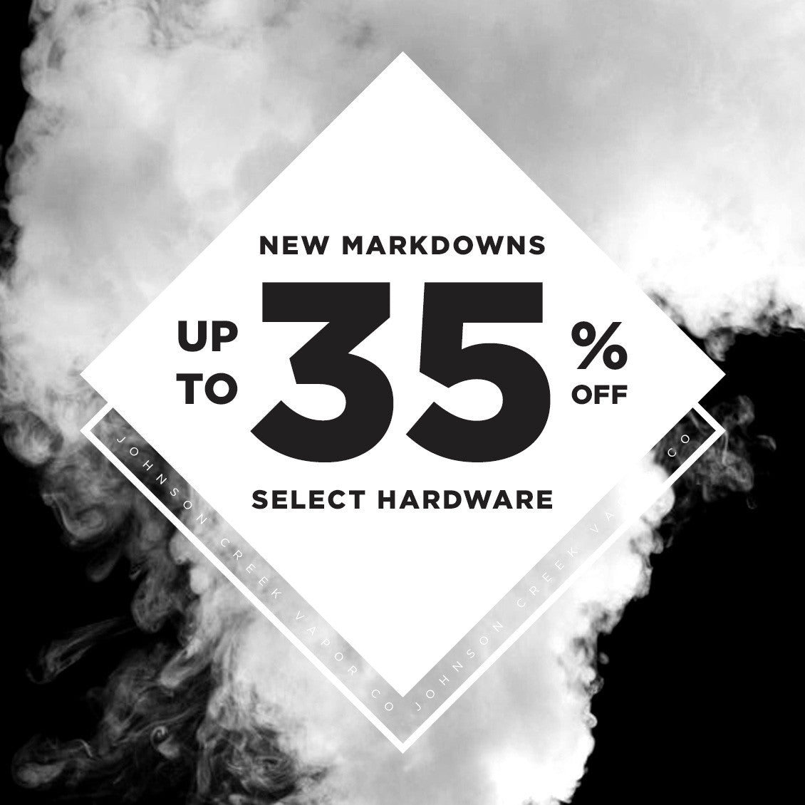 Up to 35% off select hardware. Shop now: