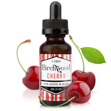 30mL bottle picture. PG-free cherry e-liquid. A bright crisp juice that bends natural and sugar-coated cherry flavors.