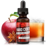30mL bottle picture. High-VG cocktail e-liquid flavor. Authentic apple flavors and mulled cider spices.